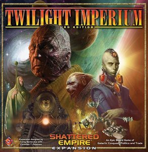 Twilight Imperium - Shattered Empire (Erweiterung)
