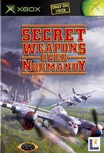 Secret Weapons over Normandy (niemiecki) (Xbox)