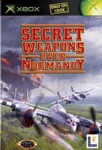 Secret Weapons over Normandy (deutsch) (Xbox)
