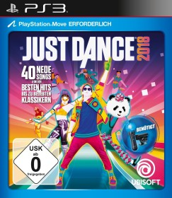 Just Dance 2018 (Move) (PS3)