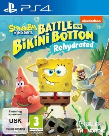 SpongeBob SquarePants: Battle for Bikini Bottom - Rehydrated - F.U.N. Edition (PS4)