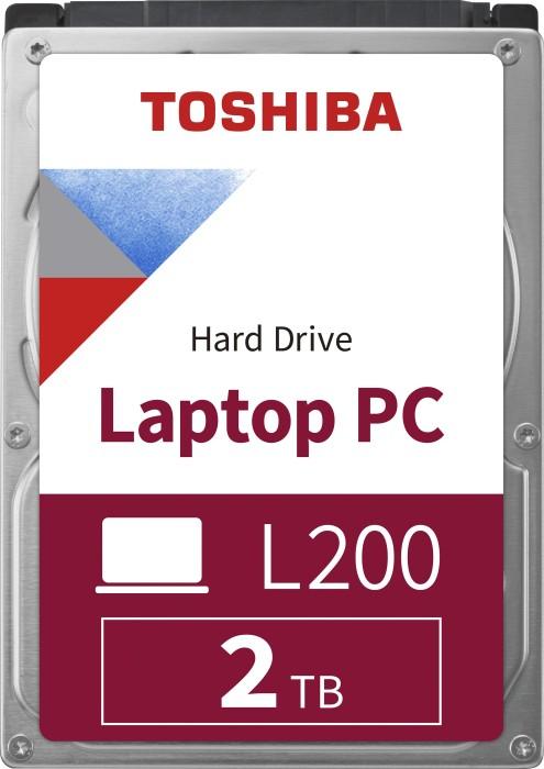 Toshiba L200 2TB, SATA 6Gb/s, bulk (HDWL120UZSVA)