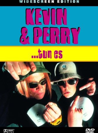 Kevin und Perry ...tun es -- via Amazon Partnerprogramm