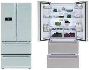 Amerikanischer Kühlschrank Mit Zapfanlage : Bregenz by elektra kühlschrank side side helen
