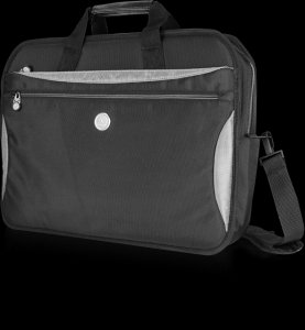 "Arctic NB Series NB701 17"" messenger bag black/grey (NB170-A01)"
