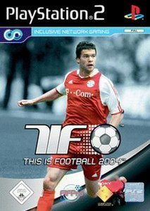 This is Football 2004 (German) (PS2)