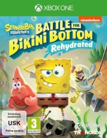 SpongeBob SquarePants: Battle for Bikini Bottom - Rehydrated - F.U.N. Edition (Xbox One)