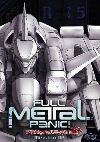 Full Metal Panic! Mission 2 -- via Amazon Partnerprogramm