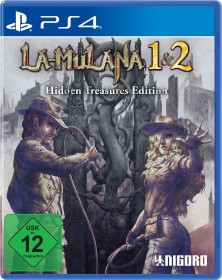 La-Mulana 1 & 2 - Hidden Treasure Edition (PS4)