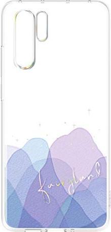 Huawei Clear Case Iridescent Fairyland für P30 Pro transparent (51993028) -- via Amazon Partnerprogramm