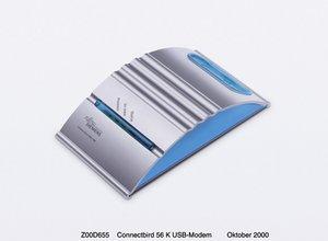 Fujitsu Connectbird 56k analog USB Modem (805000487)
