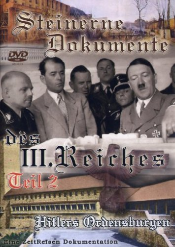 Steinerne Dokumente des III. Reiches Vol. 2 -- via Amazon Partnerprogramm