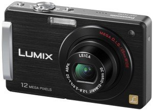 Panasonic Lumix DMC-FX550 black