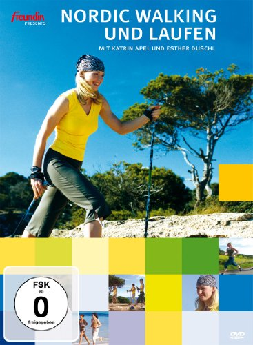 Nordic Walking und Laufen -- via Amazon Partnerprogramm