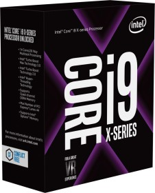 Intel Core i9-7960X, 16C/32T, 2.80-4.20GHz, boxed without cooler (BX80673I97960X)