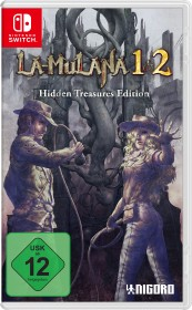 La-Mulana 1 & 2 - Hidden Treasure Edition (Switch)