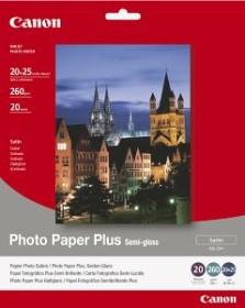 Canon SG-201 photo paper Plus 20x25, 260g/m², 20 sheets (1686B018)