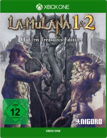 La-Mulana 1 & 2 - Hidden Treasure Edition (Xbox One)