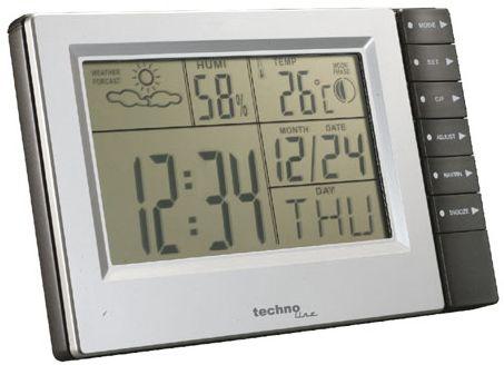 Technoline WS9121 Wetterstation Digital