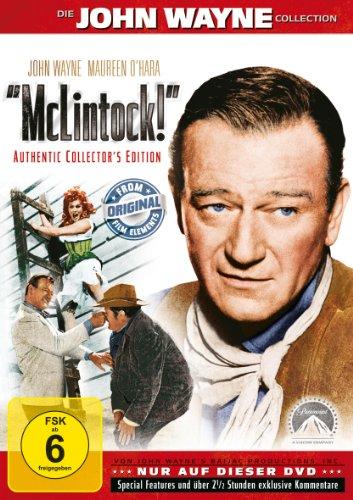 McLintock -- via Amazon Partnerprogramm