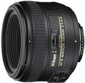 Nikon AF-S 50mm 1.4G black (JAA014DA)