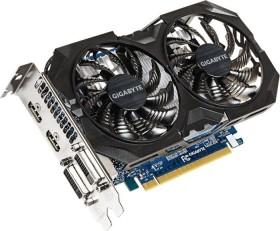 Gigabyte GeForce GTX 750 Ti Windforce 2X OC, 1059MHz, 2GB GDDR5, 2x DVI, 2x HDMI (GV-N75TOC2-2GI)
