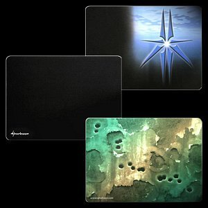 Sharkoon 1337 L Gaming mousepad (various colours)