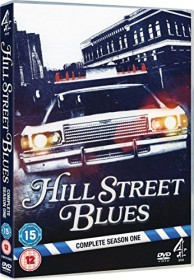 Hill Street Blues Season 1 (DVD) (UK)