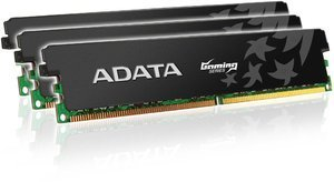 ADATA XPG G Series DIMM Kit 12GB PC3-12800U CL9-9-9-24 (DDR3-1600) (AX3U1600GC4G9-3G)