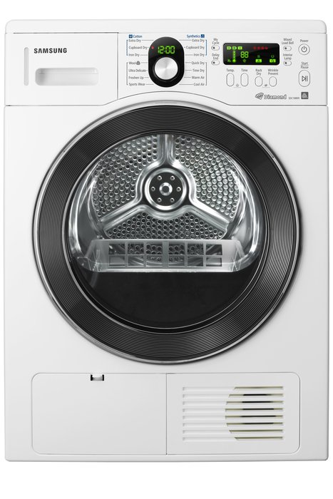 Samsung SDC18809 condenser tumble dryer