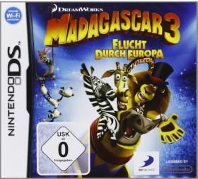 Madagascar 3: Flucht durch Europa - Das Videospiel (DS)