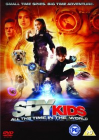Spy Kids - All the Time in the World (UK)
