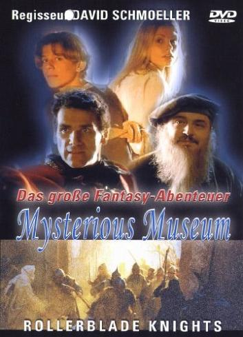 Mysterious Museum - Rollerblade Knights -- via Amazon Partnerprogramm