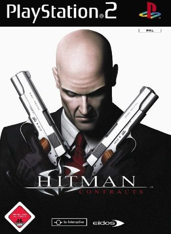 Hitman 3: Contracts (German) (PS2) -- via Amazon Partnerprogramm