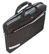 "Ultron Techair 15.6"" Casual Classic carrying case black (TANZ0124)"
