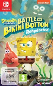 SpongeBob SquarePants: Battle for Bikini Bottom - Rehydrated - Shiny Edition (Switch)