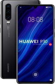 Huawei P30 Dual-SIM schwarz