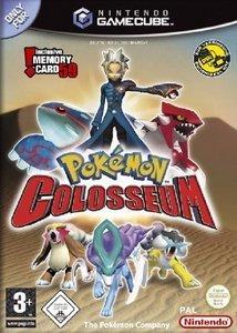 Pokemon Colosseum (inkl. Memorykarte) (niemiecki) (GC)