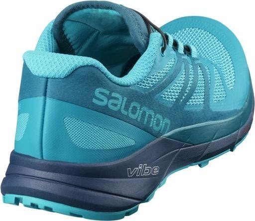 Salomon Sense Ride W blue birddeep lagoon ab 92,12