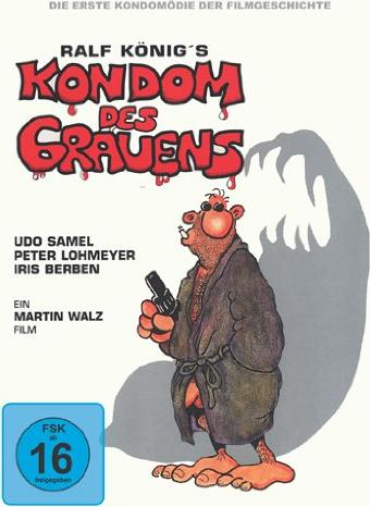 Kondom des Grauens -- via Amazon Partnerprogramm