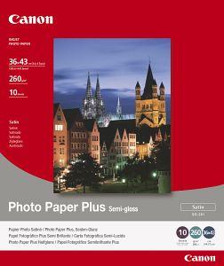 Canon SG-201 Fotopapier Plus 36x43, 260g, 10 Blatt (1686B029)