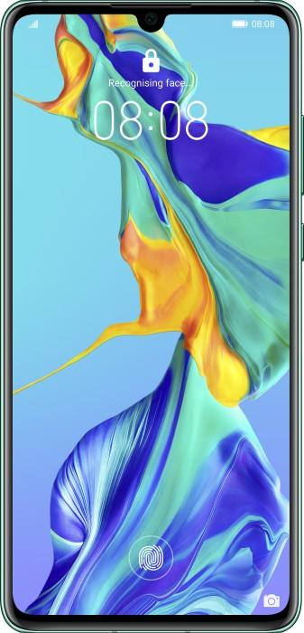 Huawei P30 Dual-SIM aurora
