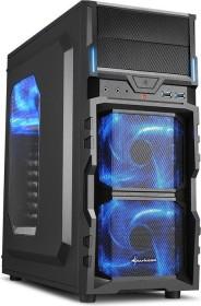 Sharkoon VG5-W schwarz, Acrylfenster