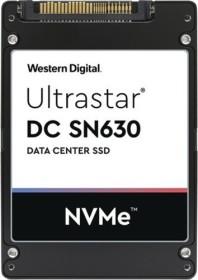 Western Digital Ultrastar DC SN630 - 2DWPD 1.6TB, ISE, U.2 (0TS1638/WUS3CA116C7P3E3)