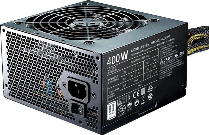 Cooler Master MasterWatt Lite 400W ATX 2.31 (MPX-4001-ACABW)