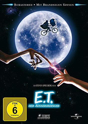 E.T. - Der Außerirdische (Special Editions) -- via Amazon Partnerprogramm