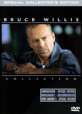 Bruce Willis Box (Stirb langsam 3/Armageddon/Unbreakable) -- via Amazon Partnerprogramm