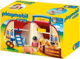 playmobil 1.2.3 - Meine Mitnehm-Reiterhof (6778)