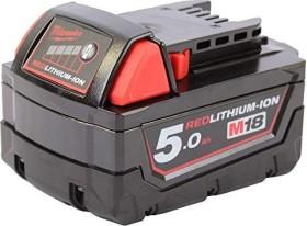 Milwaukee M18 B5 power tool battery 18V, 5.0Ah, Li-Ion (4932430483)