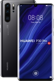Huawei P30 Pro Dual-SIM 128GB/6GB schwarz
